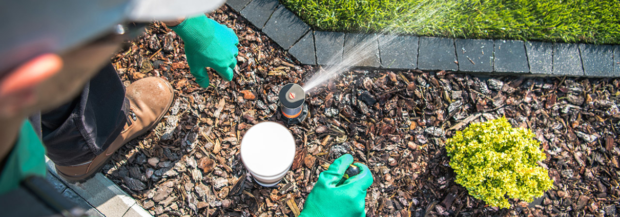 Sprinkler Valve Repair Service Mesa AZ