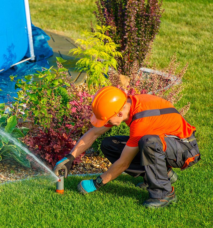 General Sprinkler Repair Mesa AZ